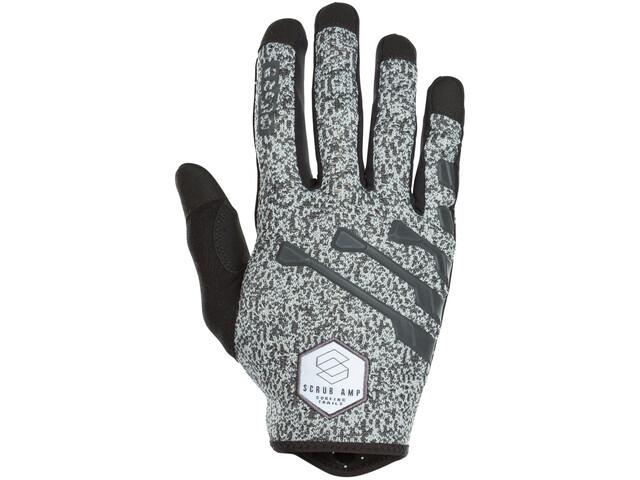 ION Scrub AMP Gloves grey melange